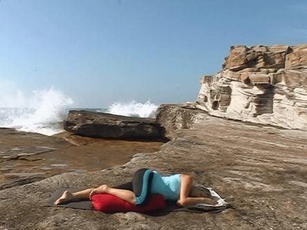 Prenatal Yoga video by Yoga Synergy