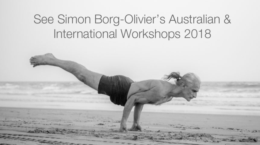 Simon Borg-Olivier Workshops 2018