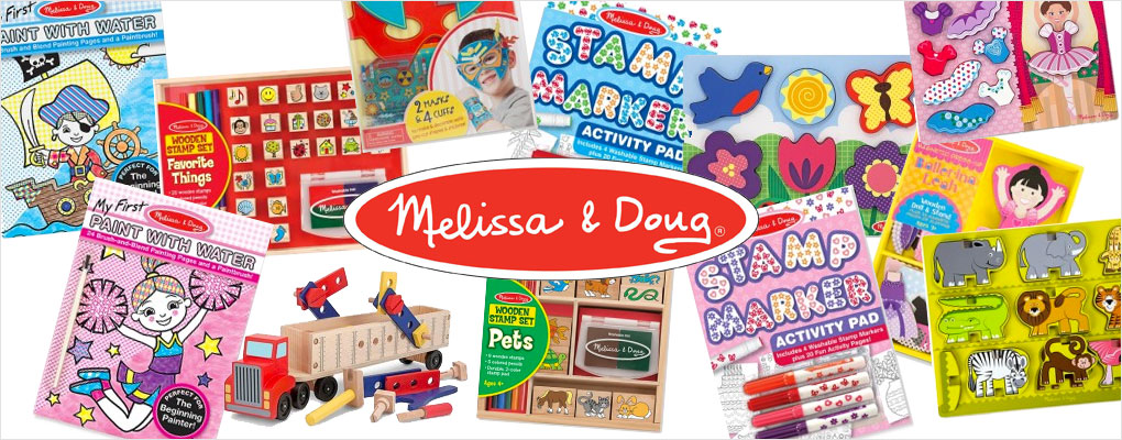 Melissa and Doug Brand Image