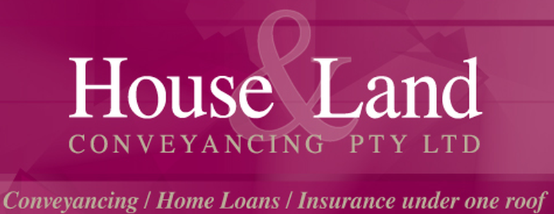 House & Land Conveyancing