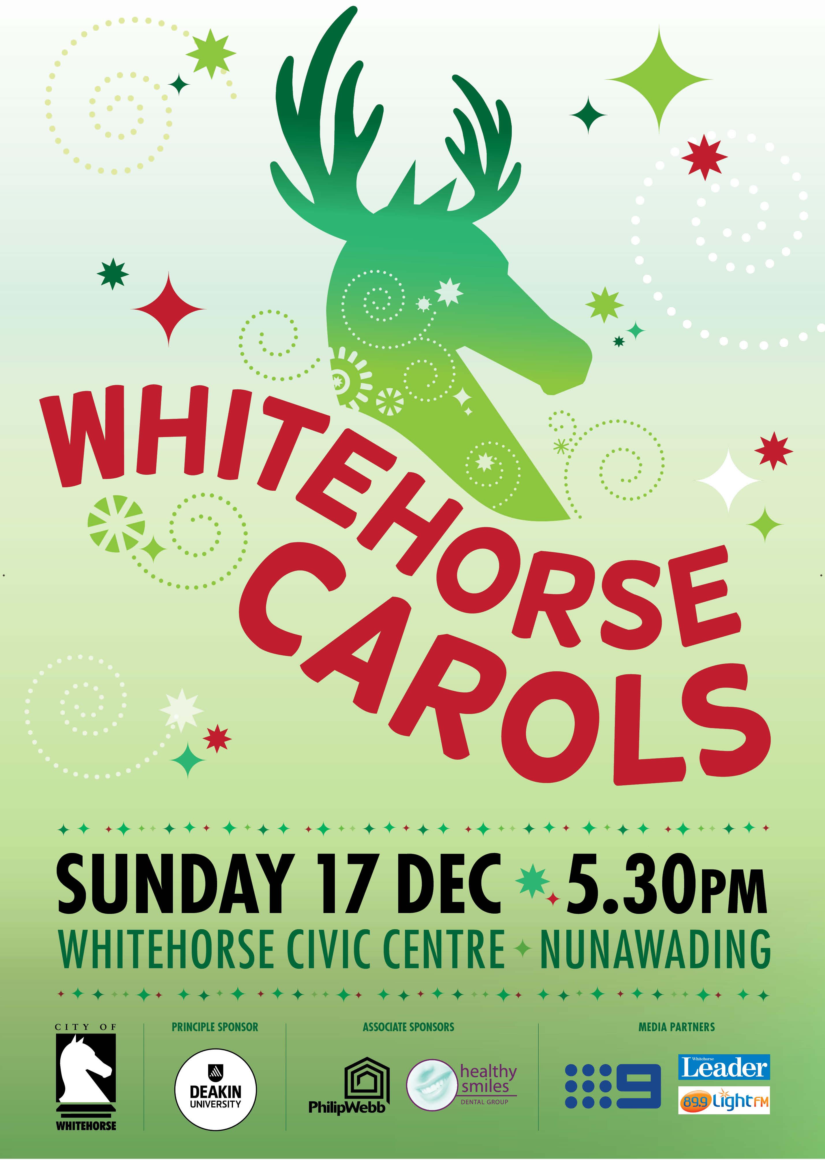 Whitehorse Carols