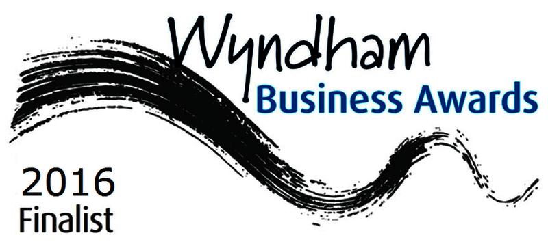 Wyndham Business Awards Logo 2016