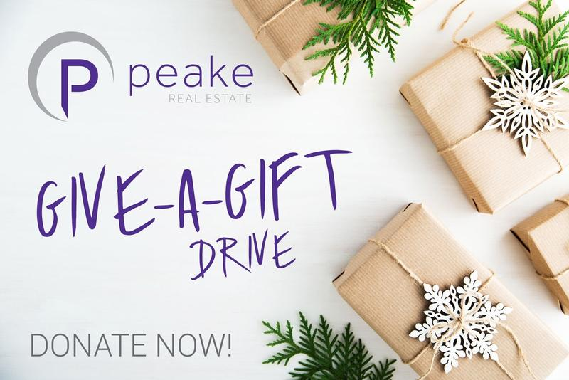 Give A Gift Drive