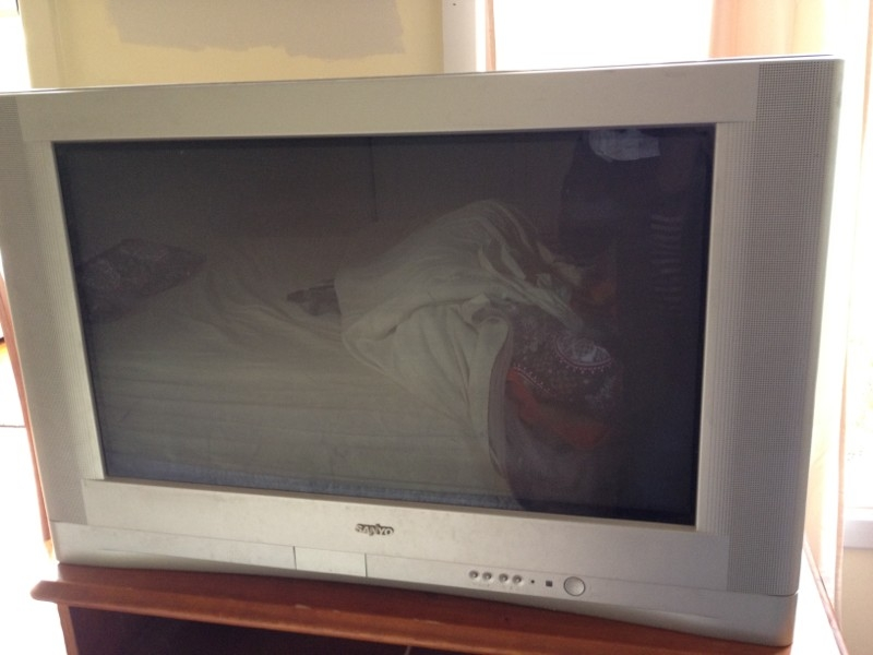 sanyo crt tv pictures to pin on pinterest thepinsta Hitachi CRT TV 20 Panasonic TV CRT