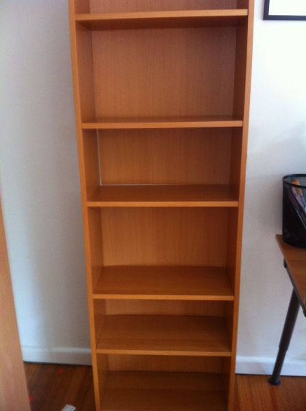 free stuff giveaway freecycle freebies australia ziilch ikea billy bookcase. Black Bedroom Furniture Sets. Home Design Ideas