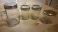 Jam jars misc