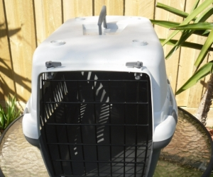 Cat Carrier - As New Condition