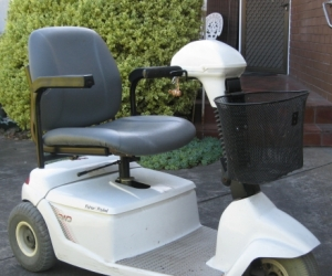 Fisher & Paykel Electric Scooter