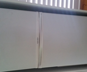 Working fridge