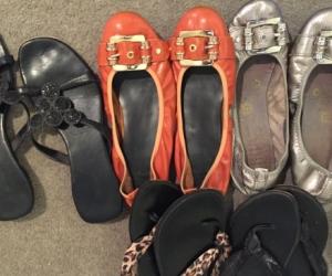 Ladies shoes size 8.5-9