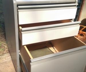 Mobile drawers
