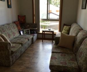 Floral Modular Corner Sofa Suite