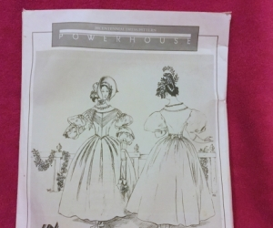 Bicentennial Dress Patterns 1, 2, 4 from 1988