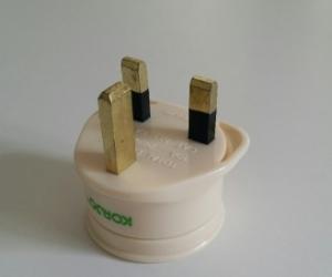 Australia to UK power adapter