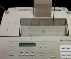 HP Laserjet 3100 multi function unit