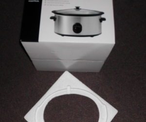 TOP FOR SLOW COOKER