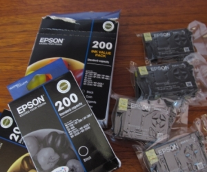 Epson 200 Printer Ink (Various)