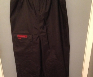 Waterproof motorcycle overpants DriRider Size S
