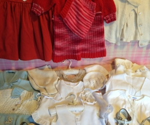 Vintage baby / toddler clothes