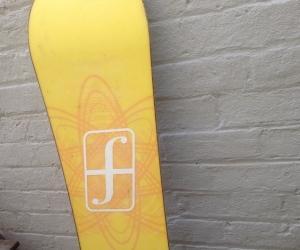 Snowboard size 52  womens