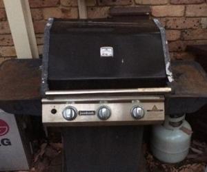 3 Burner Gas BBQ