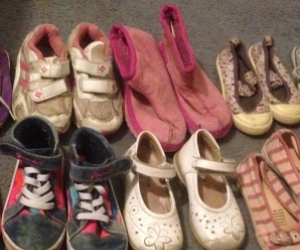 Bulk Shoes for a 2-3year old girl