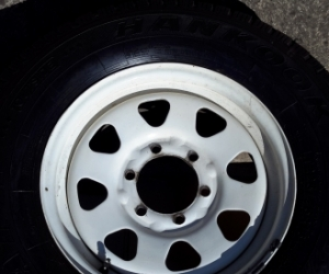 Tyre to fit  Holden Frontera