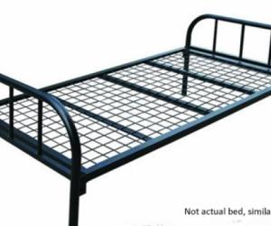 Single bed and good mattress