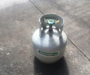 BBQ Gas Cylinder  - 3.7Kg  (empty)