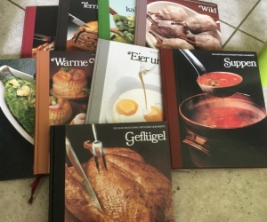 German Time Life Cookbooks