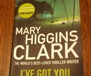 Book - Mary Higgins Clark