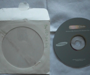 SAMSUNG PC STUDIO DISC