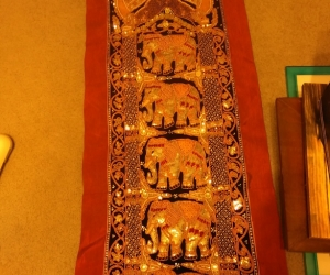 Thai land elephant picture