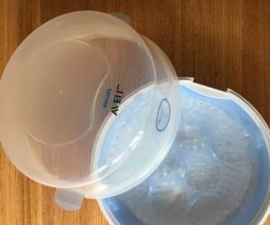 Avent Microwave Bottle Sterilser
