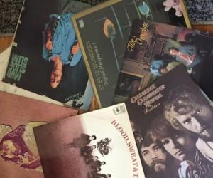 35 Vinyl Albums