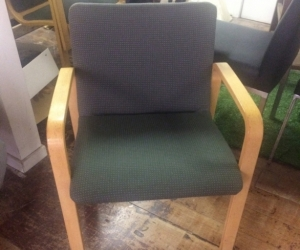 Eight Office / Dining Chairs: COLLINGWOOD, VIC