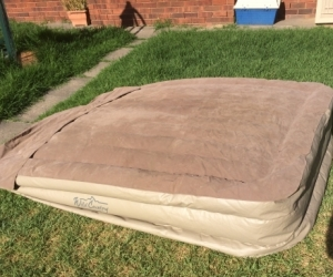 Wild country camping air bed queen size