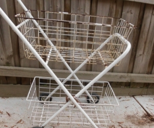 TROLLEY FOR IN THE HOUSE