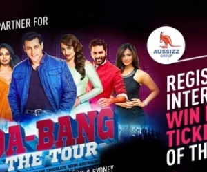 Join DA-BANG Lucky Draw For Free Tickets To Australia