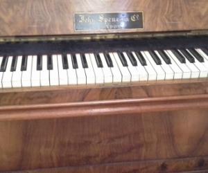 john spencer london piano