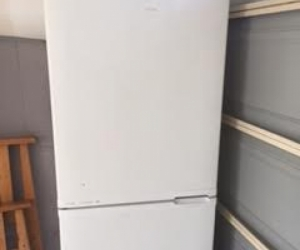 working large  fridge/freezer