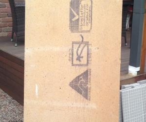 Flooring Chipboard 1590 x 900 x 19.