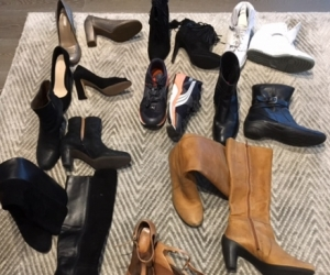 10 Pairs of Ladies Shoes in Good condition