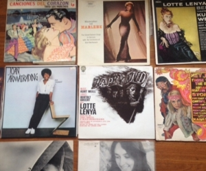 Vinyl LP's/Records
