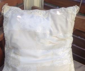 Large decor cushion