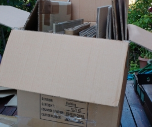 boxes for moving!