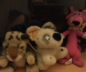 3 Soft Toys