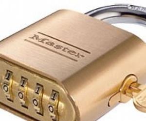 Combination key lock