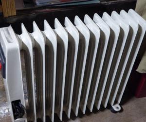 Oil Column Heater