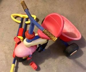 used kids outdoor trike